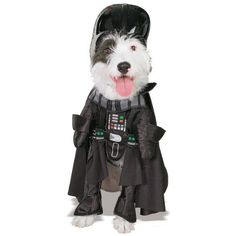 Rubies Costume Star Wars Darth Vader Pet Costume, Extra Large - http://www.thepuppy.org/rubies-costume-star-wars-darth-vader-pet-costume-extra-large/