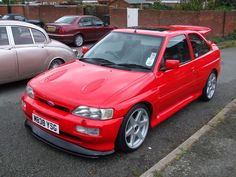 Ford Rs, Ford Escort, Vehicles, Car, Pictures, Photos, Automobile, Photo Illustration, Cars