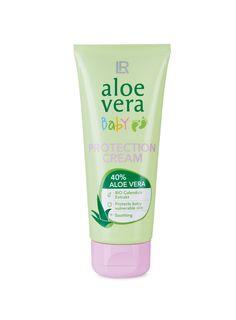 Lr Aloe Vera Baby Wundschutzcreme //Price: $9.98  //   #kosmetik    https://aloevera-beratung24.de/produkt/lr-aloe-vera-baby-wundschutzcreme/