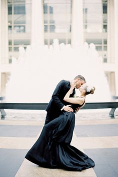 love the look for a formal engagement photo