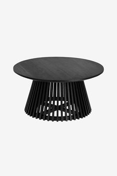 Kave Home Sofabord Jeanette Ø 80 cm - Svart - Sofabord - Ellos.no Nalu, Style Rustique, Sideboard, Furniture, Home Decor, Design, Bel Air, Outdoor, Products