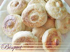 Pan de sabor neutro, ideal para acompañar con lo dulce y con lo salado.