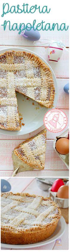 PASTIERA NAPOLETANA ricetta facile perfetta per #pasqua