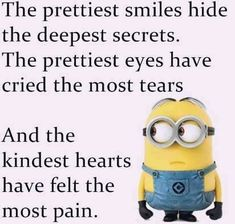 """You have opportunity to get a great laugh from these """"Top Minion Daily Quotes – Famous Funny Hilarious Memes and Pictures"""". So scroll down and keep reading these """"Top Minion Daily Quotes – Famous Funny Hilarious Memes and Pictures"""". Minion Humour, Funny Minion Memes, Cute Minions, Minions Quotes, Minion Stuff, Funny Humor, Hilarious Memes, Memes Humor, Smile Quotes"""