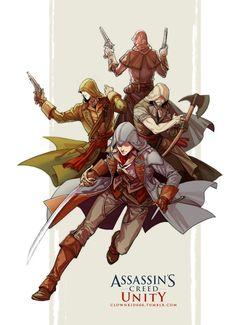 Arno Victor Dorian, Assassin's Creed Unity