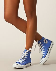 CONVERSE / ALL STAR SEASONAL HI   Love them!
