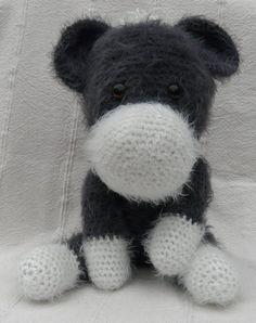 Amigurumi Teddy Bär von SchafeTasche auf DaWanda.com