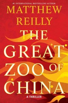The great zoo of China : a thriller - Peabody - Peabody Institute Library