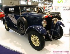 Laurin & Klement 110 Phaeton Automobile, France, Retro Cars, Car Ins, Cars And Motorcycles, Antique Cars, Classic Cars, Exotic Cars, Vehicles
