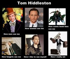Because this is true | Community Post: 15 Reasons Why Tom Hiddleston Is Perfect