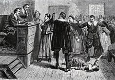 """Ergot-infested rye and the madness of the Salem Witch Trials. """"… epidemics of ergotism were often seen as a punishment from god. Today historians are speculating that some other bizarre events of the past may be due to ergot poisoning."""""""