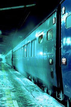 Electric Locomotive, Steam Locomotive, Rail Train, Blue Train, Old Photography, Civil Engineering, Public Transport, Diesel, Transportation