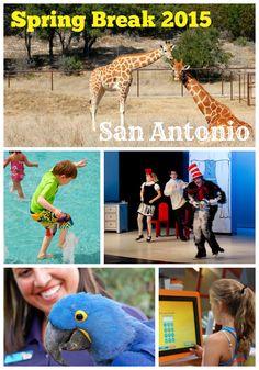 50+ things to do in San Antonio during Spring Break 2015