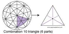 triangle based multis