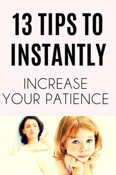 Having trouble being patient? Here are 13 habits to help you develop your patience when your patience is seriously wearing thin. Mindful Parenting, Peaceful Parenting, Gentle Parenting, Parenting Teens, Parenting Advice, Patience Quotes, Be Patience, Having Patience, Learning Patience