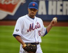 Johan Santana throws for first time since April surgery ~ Sports Injury Alert