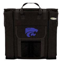 Kansas State Wildcats Stadium Seat, Black