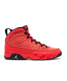 c8e7f550571 Air Jordan 9 Retro Motorboat Jones Challenge Red White Black 302370 645 Jordan  9 Retro,