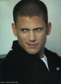 To all of you who appose, I fell that Wentworth Miller is very much soo, a HOT BOY