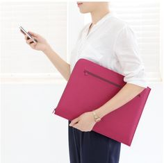 A4 Document Pouch v2