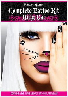 cruelty free and vegan halloween makeup brands