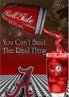 That's Right!! ROLL TIDE