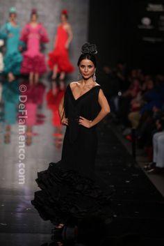 Fotografías Moda Flamenca - Simof 2014 - Sara de Benitez 'Flamên a portet' Simof 2014 - Foto 13