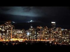 2. Vancouver City    This time-lapse of Vancouver City is a collaboration between Innerlife Project and TimeLapseHD. Mashable