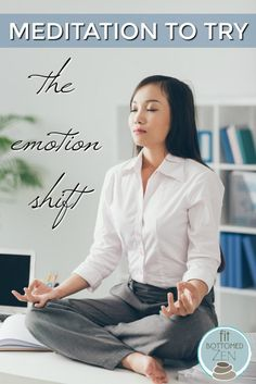When lower emotions come crashing in, the trick is not to deny those feelings, but to feel it without acting on it. Here's how to make that shift.