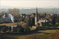 Goodrich Village, Herefordshire