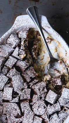 Many bakeries sell chocolate bread, but you can always substitute with a marbled type (such as chocolate babka) instead. Just Desserts, Delicious Desserts, Dessert Recipes, Yummy Food, Tasty, Chocolate Bread Pudding, Chocolate Babka, Chocolate Cakes, Chocolate Brownies