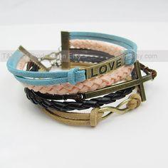 cute multistrand bracelet
