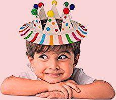 Craft Activities, Preschool Crafts, Toddler Activities, Diy And Crafts, Crafts For Kids, Arts And Crafts, Circus Crafts, Carnival Crafts, Clown Crafts
