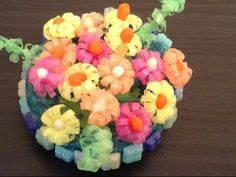 ▶ Recycle - Tiny Drinking Straw Flowers - YouTube