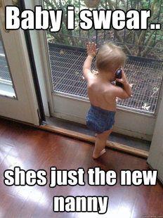 baby humor! @Marisa McClellan McClellan Marcinkowski