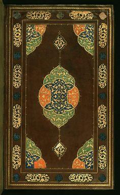 Illuminated Manuscript, Poem (masnavi), Walters Art Museum… | Flickr
