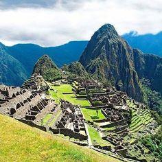 Maccu Picchu #peru#creandoviajeros#visit#travel#macchupicchu#instafollow#instalike#instapic#mochileros#lugares#cultura#peruana#maravilladelmundo Capturado por creandoviajeros