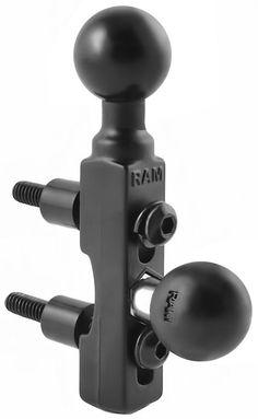 Ram-brake/clutch Reservoir Base w/ 2 Balls pn#