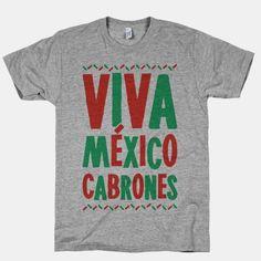 Viva Mexico Cabrones #mexico #mexican #latina #cincodemayo #vivamexico