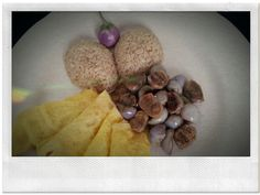 Omelette with cheese and jam ~ Nikita style in Thailand 2013