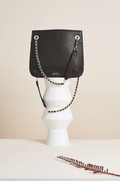 Nouveauté : le sac Darius Balzac Paris Paris, Style, Double Chain, Vintage Bag, Smooth Leather, Pouch Bag, Black People, Swag, Montmartre Paris