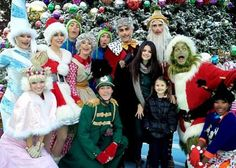 """Selena Gomez Spends Time with Family at Grinchmas -                                     Capping off the Christmas season,  ... Selena Gomez is an American actress and singer who currently stars on Disney's """"The Wizards of Waverly Place"""". The 18-year-"""
