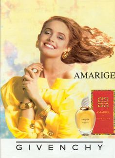 A signature scent is always part of Being A Woman!