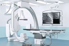 Siemens Artis Q and Artis Q.Zen series (Crystalline silicon detector structure for lower radiation doses)