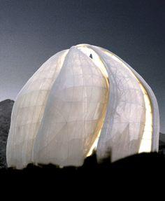 Hariri Pontarini Architects | 'Bahá'í Temple Of South America' | Santiago, Chile | http://www.hariripontarini.com