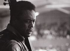 Charles Mingus at the Monterey Jazz Festival, 1964