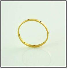 Coleção Miscelânea  - Furos - Em ouro amarelo 18k