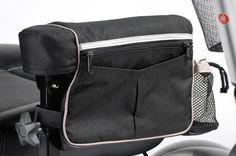 Universal Power Scooter Armrest Bag