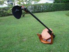 Single truss dobsonian telescope