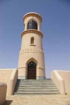 Sur Lighthouse, Oman This wasn't here in Sultanate Of Oman, Lighthouse Lighting, Beacon Of Light, Oman Travel, Grand Mosque, The Beautiful Country, Middle East, Travel Inspiration, Around The Worlds